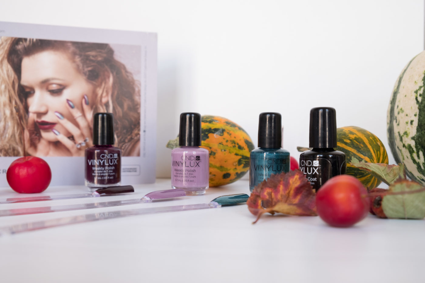 Cnd Vinylux Nightspell Collection The Colourful Bouquet