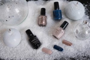 Glacial Illusion collection by CND