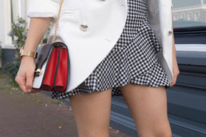 Gingham in Autumn