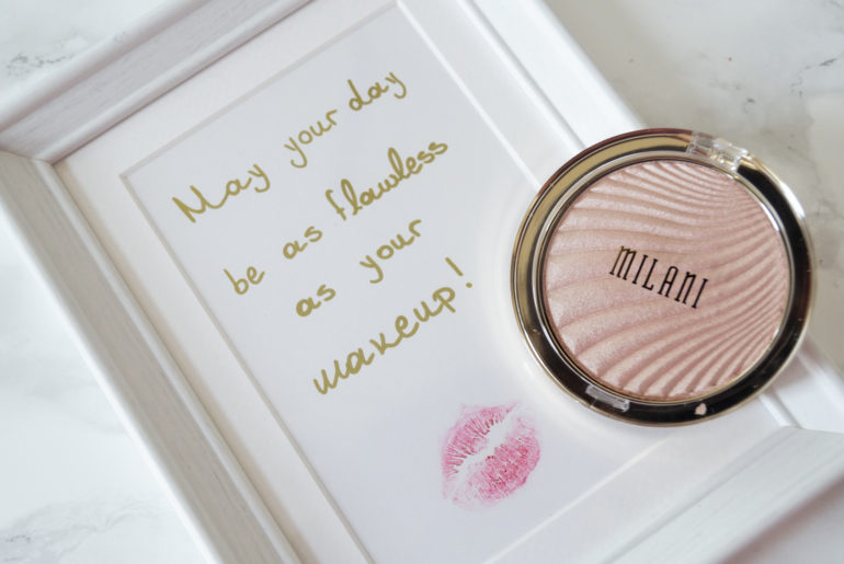 Milani highlighter Afterglow