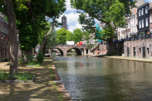 Strolling around Utrecht